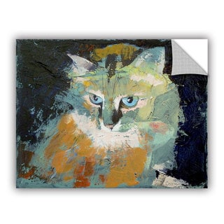 ArtWall Michael Creese ' Himalayan Cat ' Art Appealz Removable Wall Art
