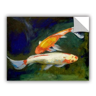 ArtWall Michael Creese ' Feng Shui Koi Fish ' Art Appealz Removable Wall Art