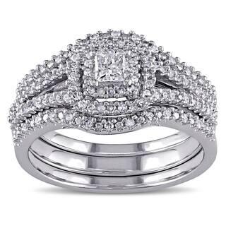 Buy Princess Bridal Sets Online at Overstock.com | Our Best Wedding ...