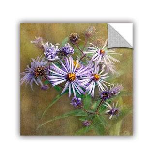 Antonio Raggio 'Flowers In Focus 6' Art Appealz Removable Wall Art