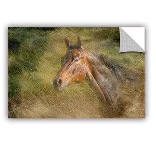 Antonio Raggio 'Majestic Horse' Art Appealz Removable Wall Art