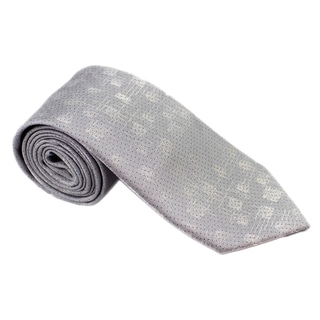 Elie Balleh Milano Italy EBNT15932 Microfiber Patterned Neck Tie