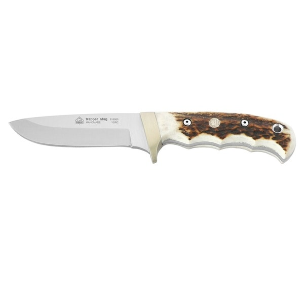 Ip Trapper Knife Stag