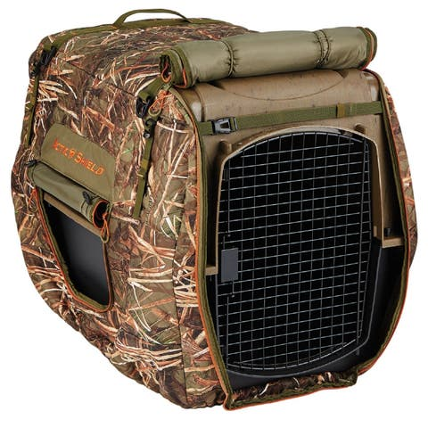 Onyx Outdoor Insulated Kennel Cover with Arcticshield Tech
