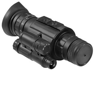 Luna Optics Gen-2+ Elite Mini Monocular 1x Elite Series