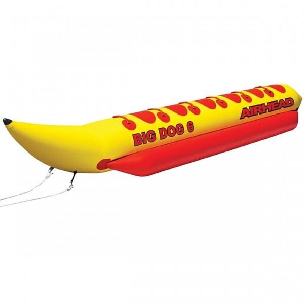 Airhead Big Dog 6 Inflatable Six Rider Towable