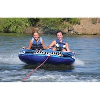 Inflatable Airhead Mach 2 Water Tube