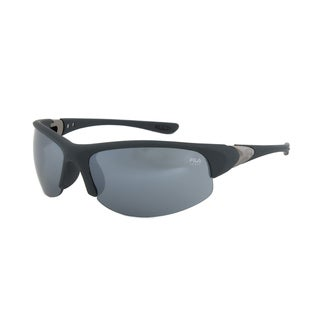 Fila FAC1033 035 Matte Grey Half Framed Sunglasses