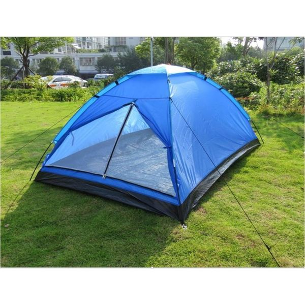 Portable 2-person Camping Tent with Carrying Case