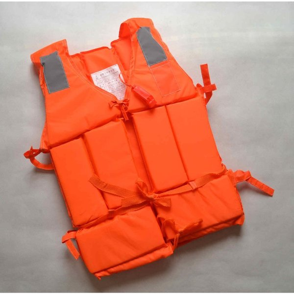 Adult Professional Lifejacket with Whistle