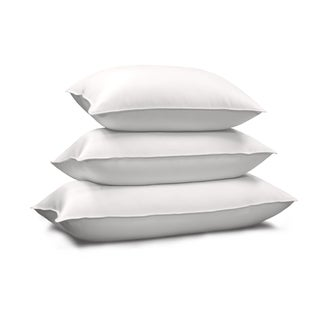 Hotel Grand 1000 Thread Count Egyptian Cotton Siberian White Down Pillow
