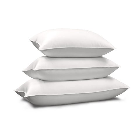 Hotel Grand 1000 Thread Count Egyptian Cotton Siberian White Down Pillow