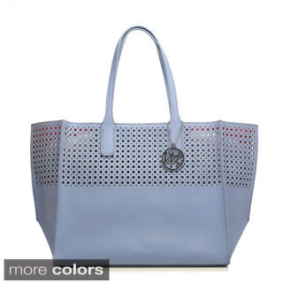Emilie M. La Mar Perforated Beach Tote