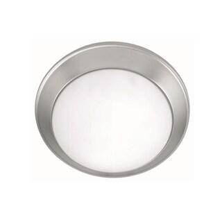 Lite Source Glow Pan Flush Mount