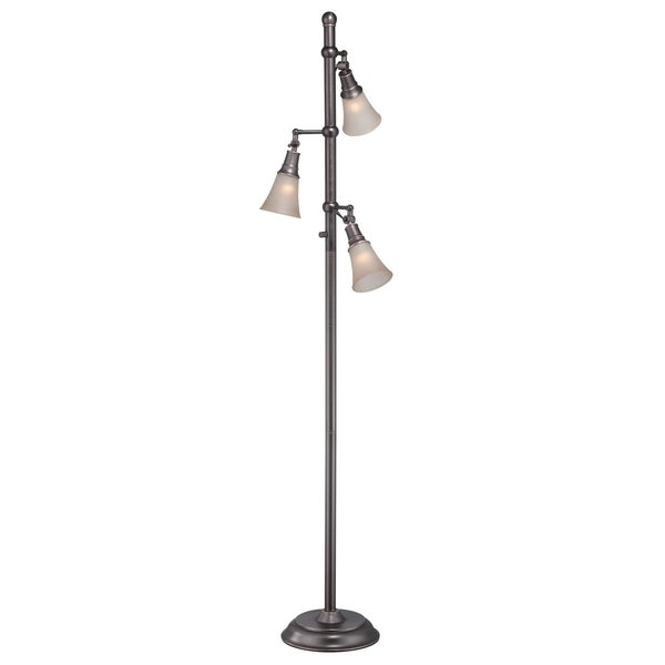 Lite Source Mercede Floor Lamp