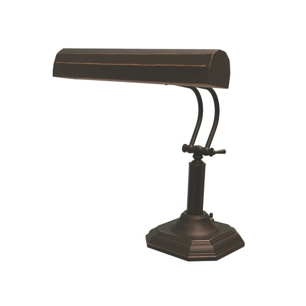 Lite Source Piano Mate Piano Desk Lamp, Bronze