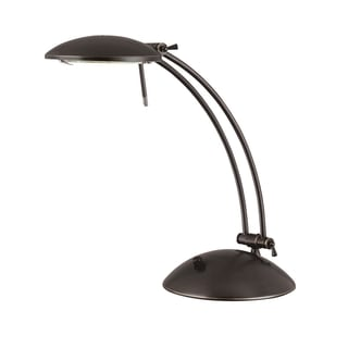 Lite Source Flash Desk Lamp, Bronze