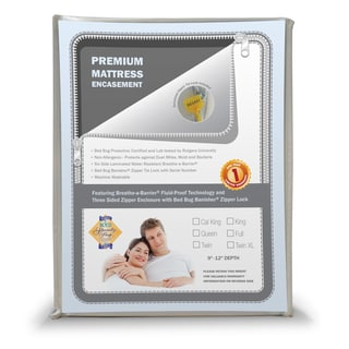 Sleep Sync Premium Mattress Encasement