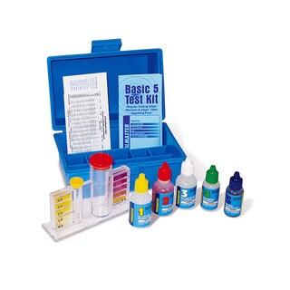 Poolmaster 5-Way Test Kit