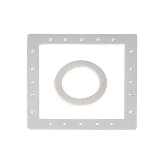 Standard Face Plate and Return Gasket Set