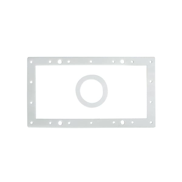 Wide-Mouth Face Plate and Return Gasket Set