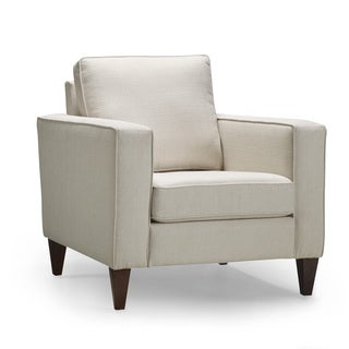 Parker Almond Accent Chair