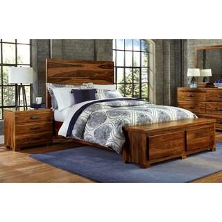 Hillsdale Furniture's Madera Queen Storage Bed Set