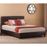 Hillsdale Furniture's Hayden Brown PU Bed in a Box