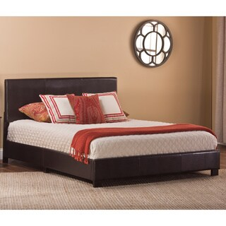 Hillsdale Furniture's Hayden Brown PU Bed in a Box