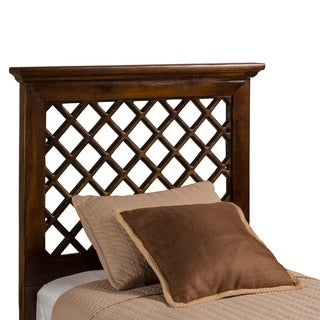 Hillsdale Furniture's Kuri Headboard in Light Walnut Finish