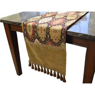 Ruche Decorative Table Runner