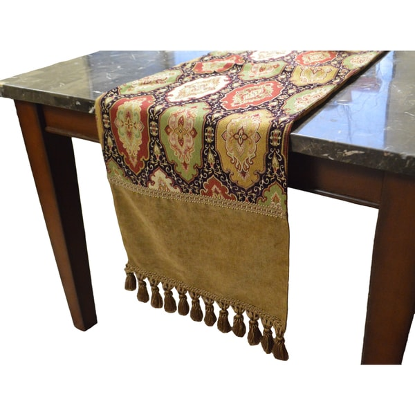 10640c82b2a1f Ruche Decorative Table Runner