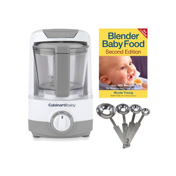 Cuisinart Bfm  Baby Food Maker Review