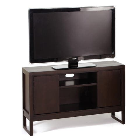 Athena Brown TV Console