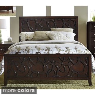 Links Contemporary Queen Bed