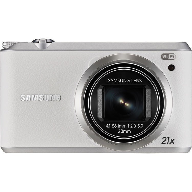 Samsung WB350F Smart Digital Camera New in non retail pac...
