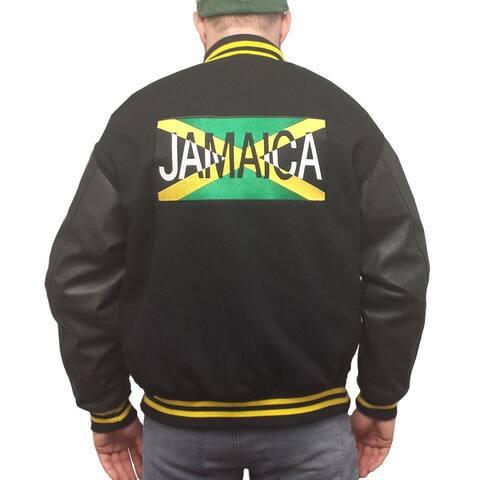 Jamaican Bobsled Team Irv Blitzer Jacket