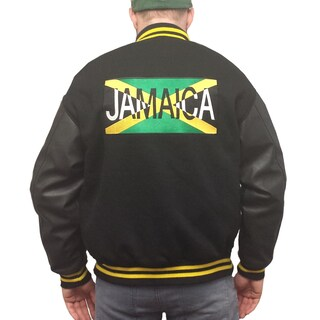 Jamaican Bobsled Team Irv Blitzer Jacket