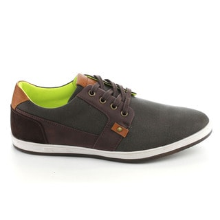 Arider ANGUS-02 Men's Lace-up Funky Casual Low Top Faded Design Sneakers