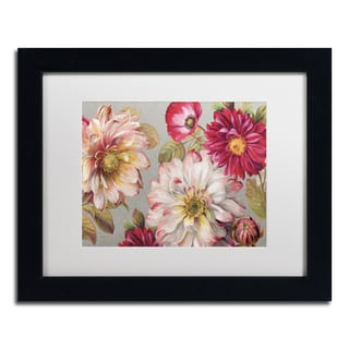 Lisa Audit 'Classically Beautiful I' Matted Framed Art