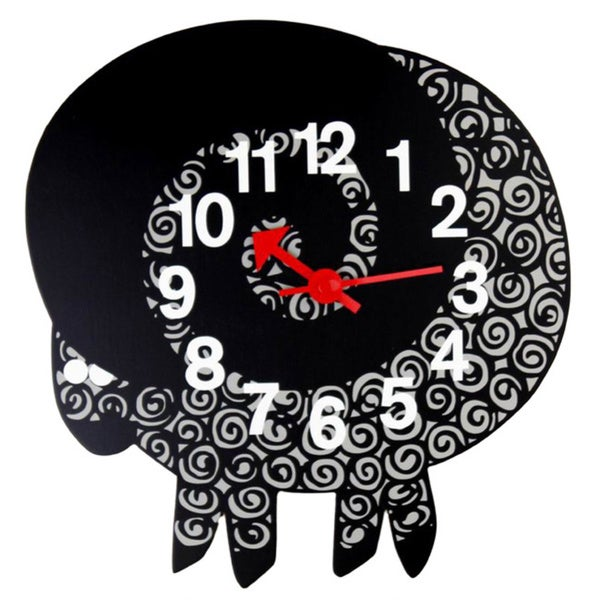 Hans Andersen Home Ram Zoo Animal Wall Clock