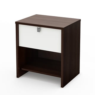 South Shore Cookie 1-drawer Night Stand