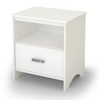 South Shore Tiara 1-drawer Night Stand