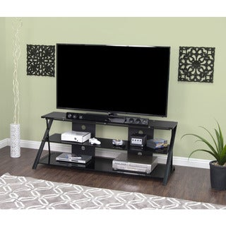Calico Designs Artesia 58-inch Black TV Stand