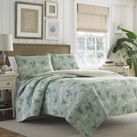 Tommy Bahama Serenity Palms Quilt On Sale Free