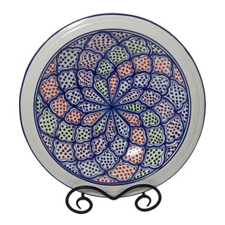 Medium Serving Bowl ? Blanqa Design, by Le Souk Ceramique
