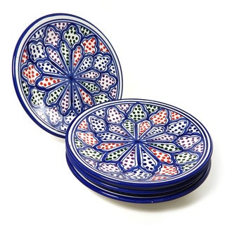 Side Plates (Set of 4)  Blanqa Design, by Le Souk Ceramique