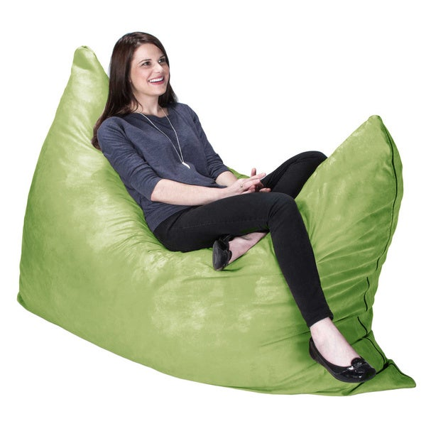 Jaxx 55x27 Pillow Sak Gigantic Bean Bag Chair