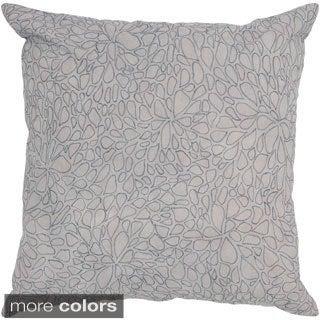 Rizzy Home Stone Wash Anna Redmond 18-inch Decorative Throw Pillow