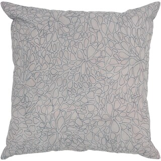 Rizzy Home Stone Wash Anna Redmond 18-inch Decorative Throw Pillow